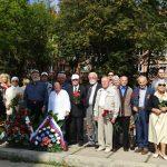В Клайпеде отметили окончание Второй мировой войны